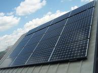 自宅太陽光発電システム工事