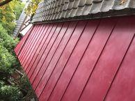 トタン横葺屋根⇒ガルバリウム縦葺工事