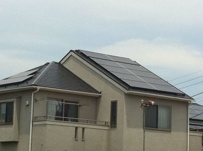 太陽光発電+オール電化リフォーム