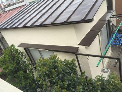 屋根外壁塗り替え