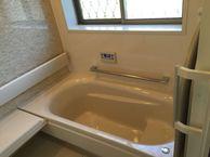 トイレ室出入り口拡張工事及び水廻り工事